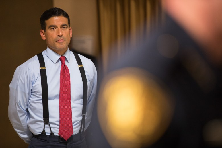 Bexar County District Attorney Nico LaHood.