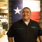 Ceasar Zepeda owns Sangria on the Burg and will be creating Whisky Rose at the Rand.