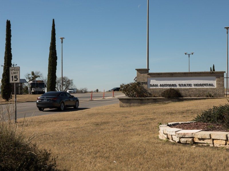 Funding has been approved for the planning of the new San Antonio State Hospital.