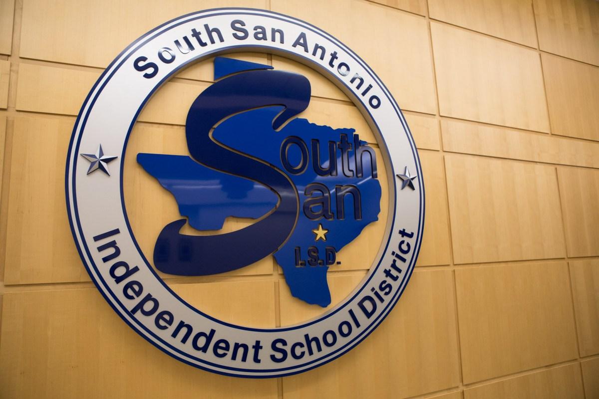 South San Antonio Independent School District logo.