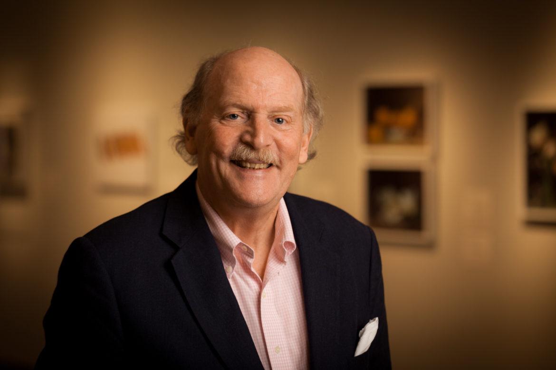 Dr. Marion Oettinger, Jr., San Antonio Museum of Art curator of Latin American art