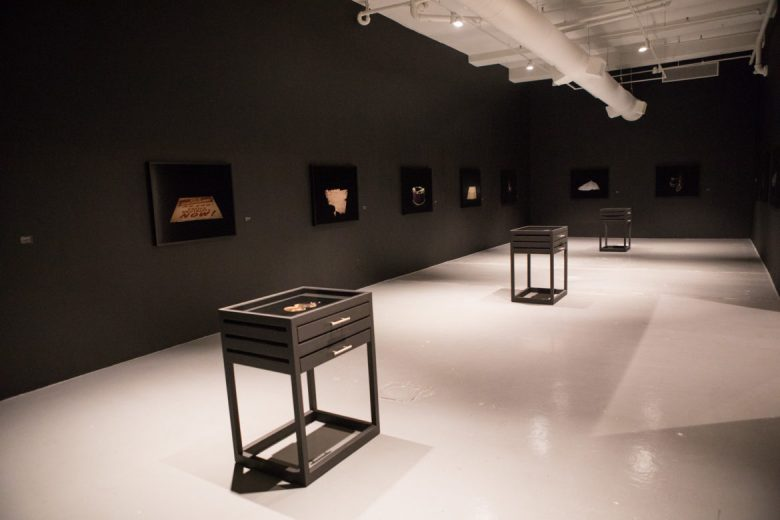 Artist Wendel A. White's show Manifest is on view at Blue Star Contemporary from Feb. 1 through May 6.