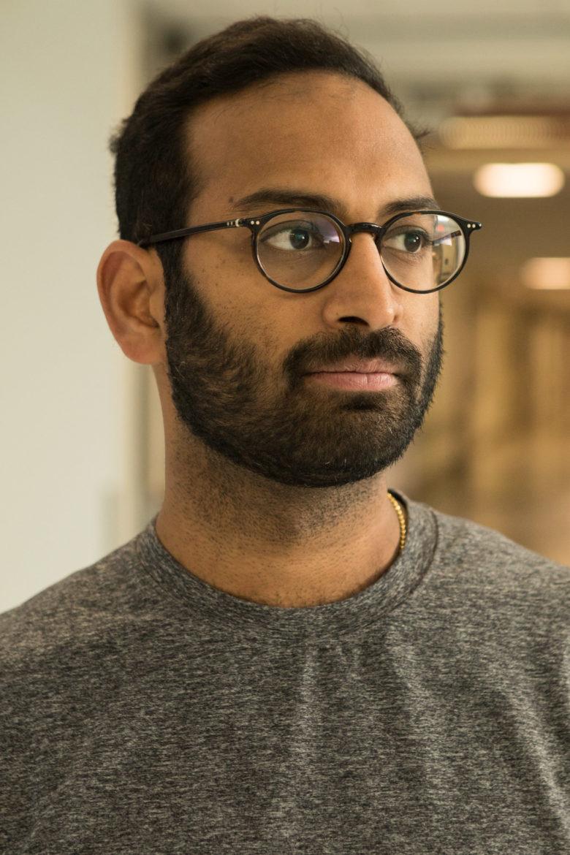 Dr. Ramesh Grandhi, assistant professor of neurosurgery at UT Health San Antonio