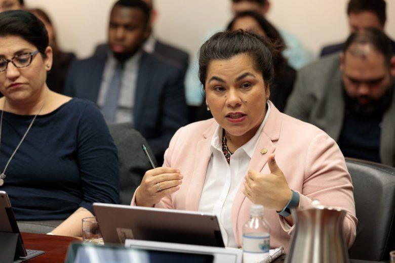 Councilwoman Rebecca Viagran
