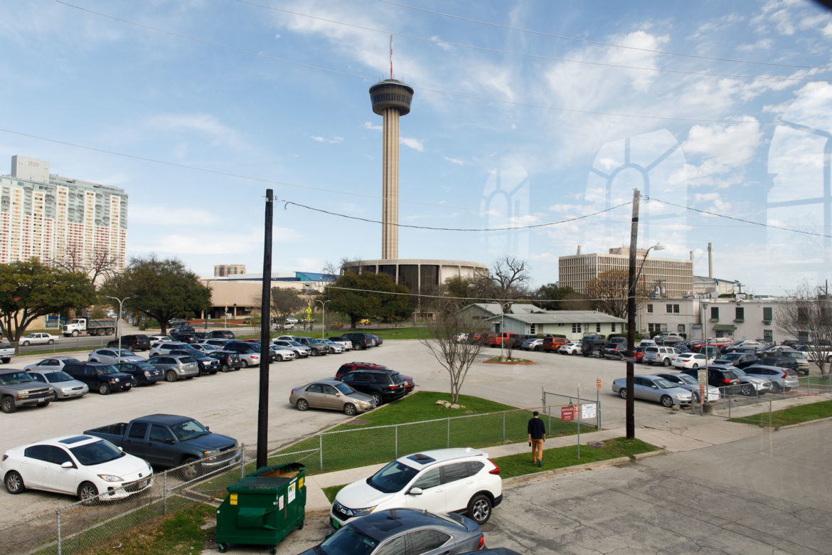 The property to be sold to Silver Ventures from SAISD.