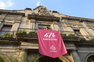 The City of Guadalajara, Mexico is celebrating its 476th anniversary this month.