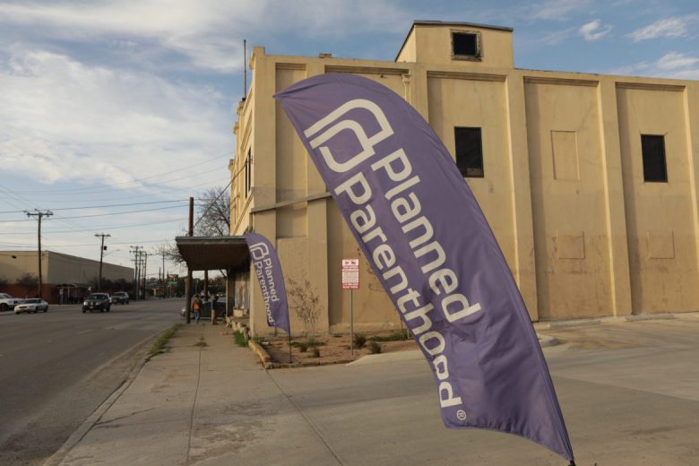 Planned Parenthood is located at 920 San Pedro Ave.