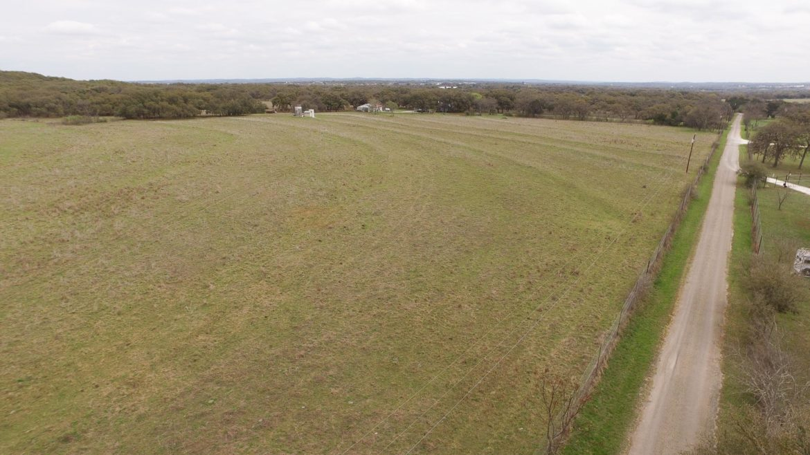 SAWS is allocating water service for a neighborhood development in Kendall County near Boerne Texas.