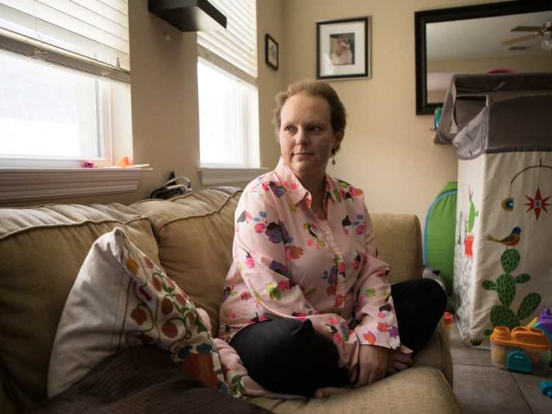 Jillian Denys was diagnosed with Stage 4 breast cancer in 2016.