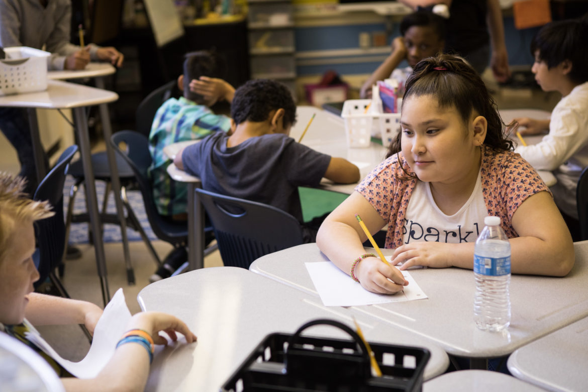 The Texas Education Agency announced that although schools will still administer STAAR exams this school year, student performance won't have any bearing on their state accountability ratings.
