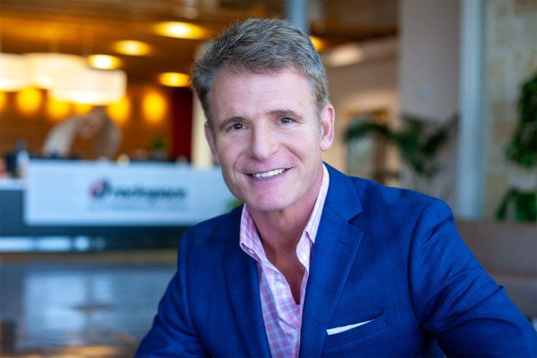 Mark Bunting is the new CMO of Rackspace.