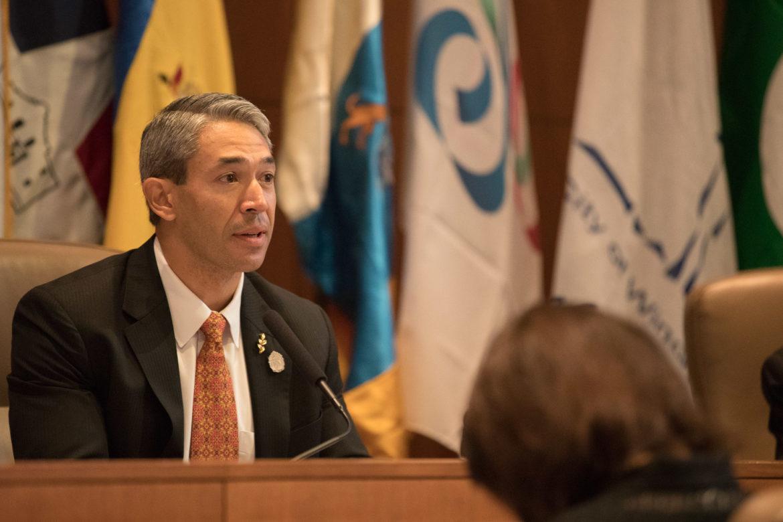 Mayor Ron Nirenberg.