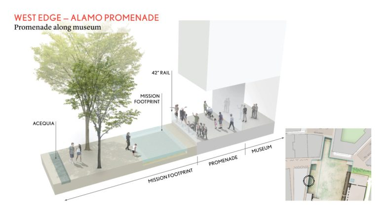 This rendering shows the western edge of the mission footprint.