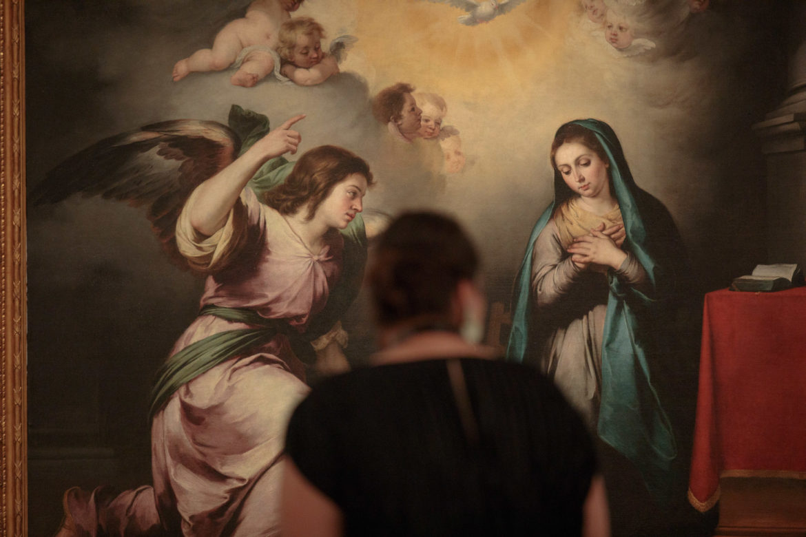 The special exhibition Spain 500 Years of Spanish Painting