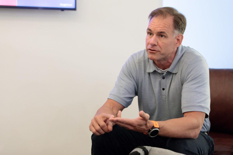 Google Fiber San Antonio Manager Tyler Wallis.
