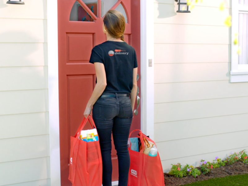 South Texas grocer H-E-B offers multiple new ways to shop including home delivery.