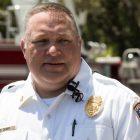 Castle Hills Fire Chief Darrell Dover.