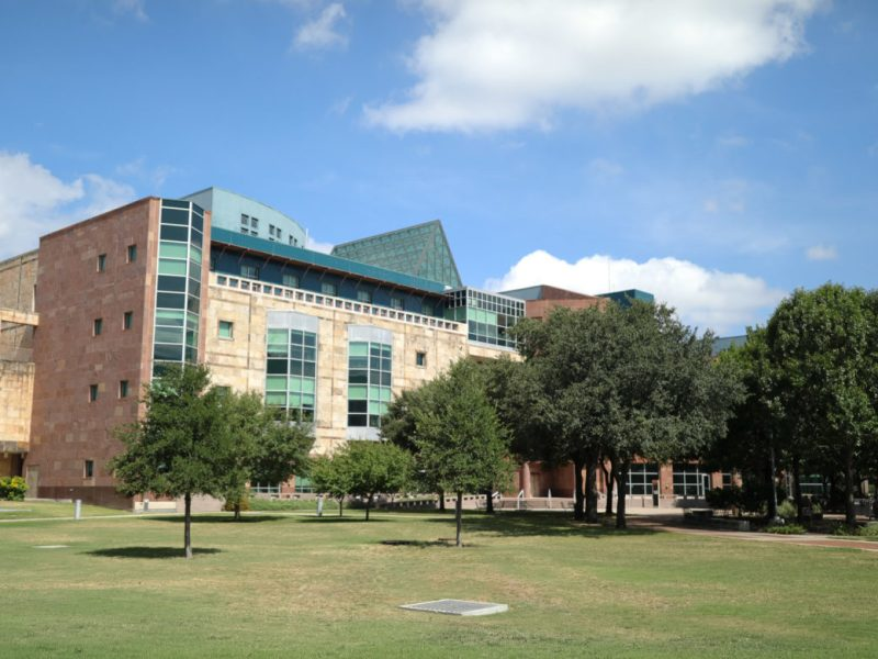 The University of Texas at San Antonio Downtown Campus.