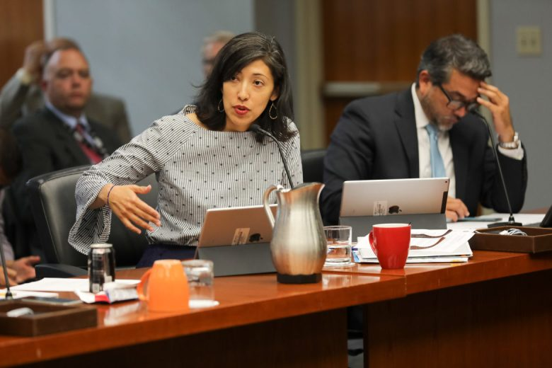 Councilwoman Ana Sandoval (D7)