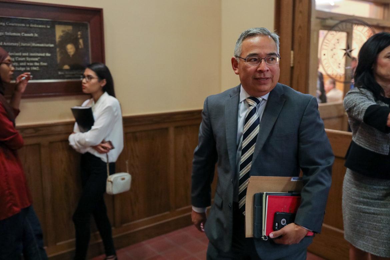 City Attorney Andy Segovia