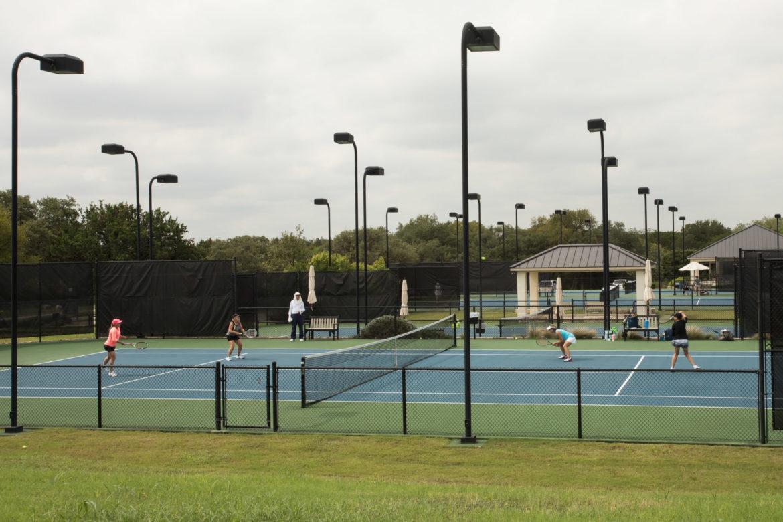 Shavano Park Tennis Club.