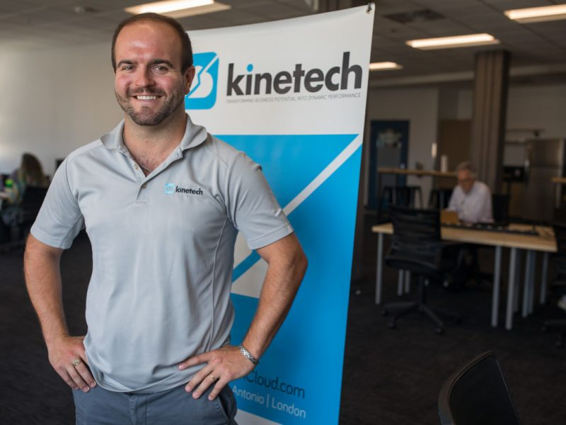Kinetech CEO Michael Guido