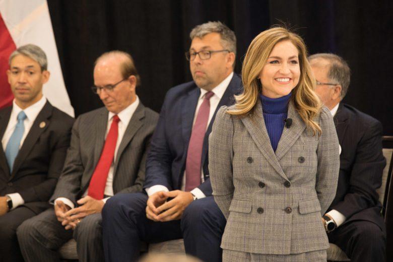 Jenna Saucedo-Herrera, San Antonio Economic Development Foundation President and CEO.