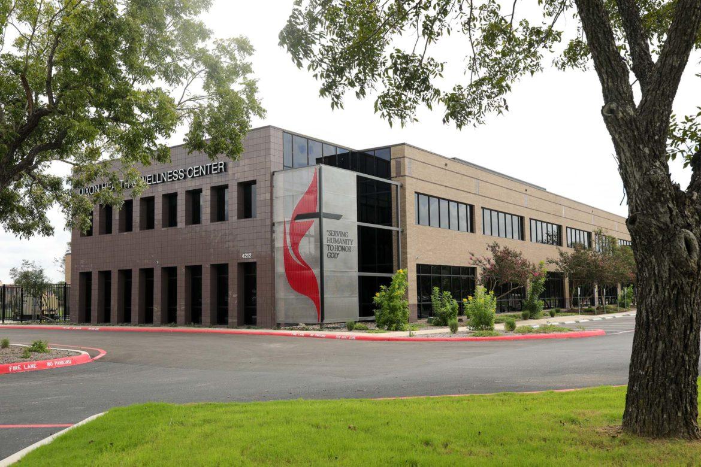 The Dixon Health and Wellness Center.
