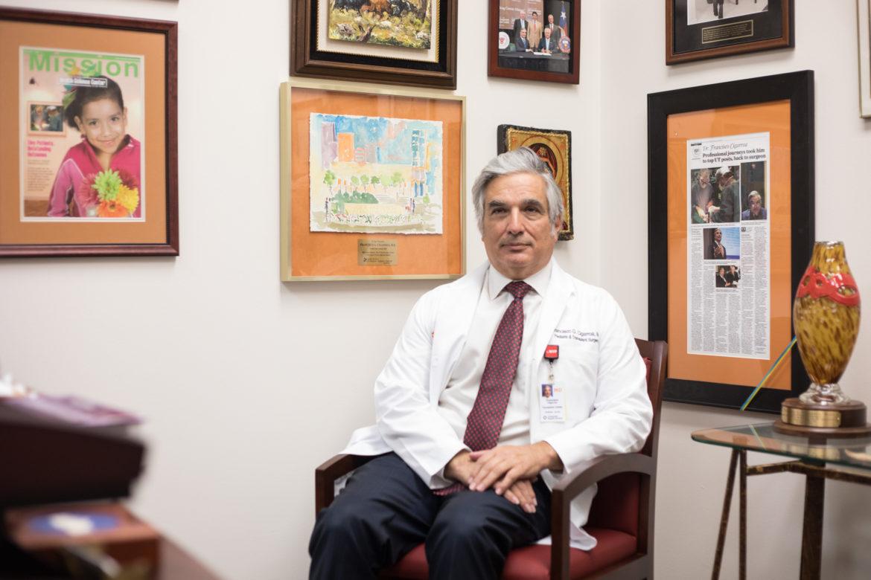 Dr. Francisco Cigarroa