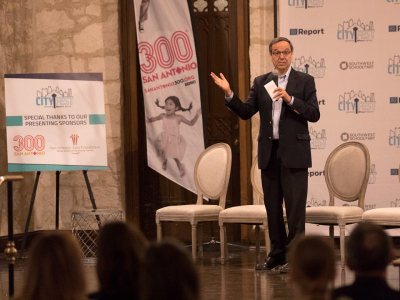 Gil Penalosa, Founder of 8 80 Cities.
