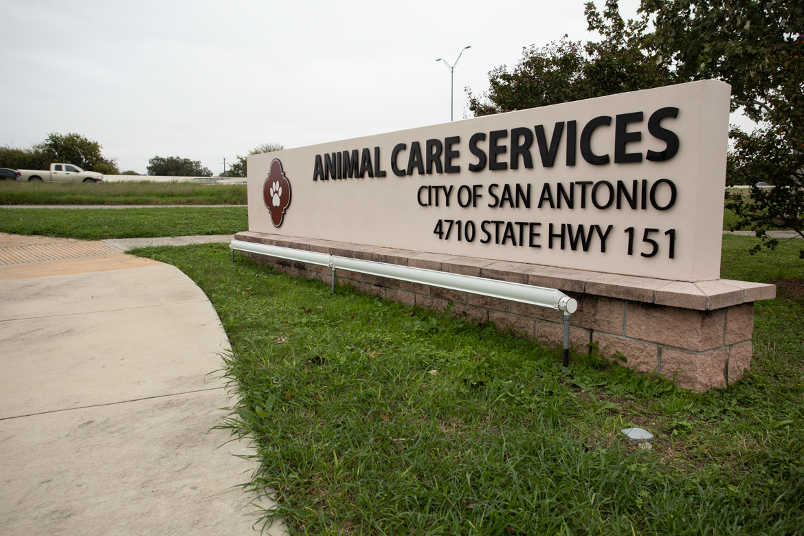 Animal Care Services is located at 4710 State Hwy 151.