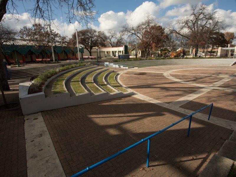Plaza Guadalupe.