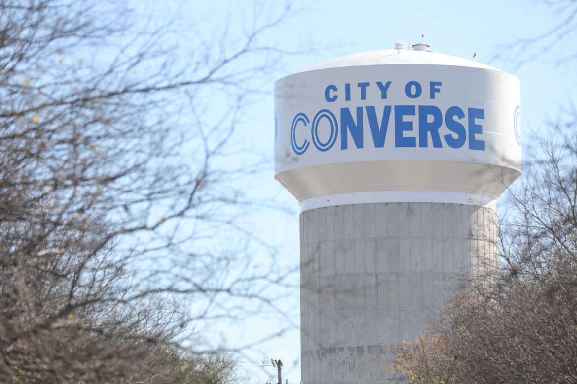 The City of Converse