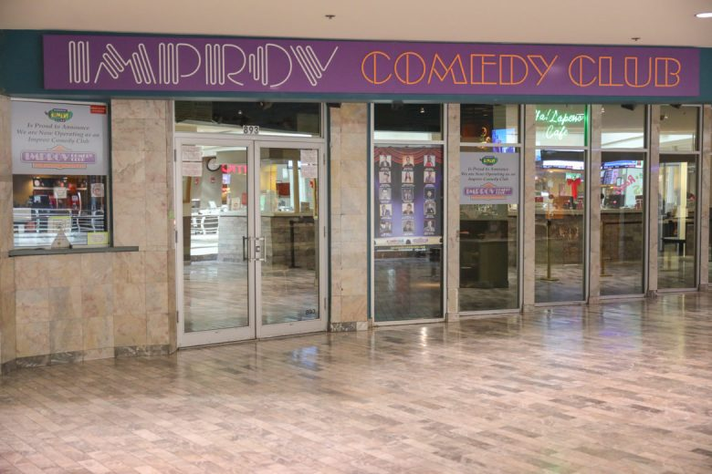 The Improv Comedy Club in downtown San Antonio is closing.