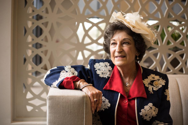 Doris Slay-Barber.
