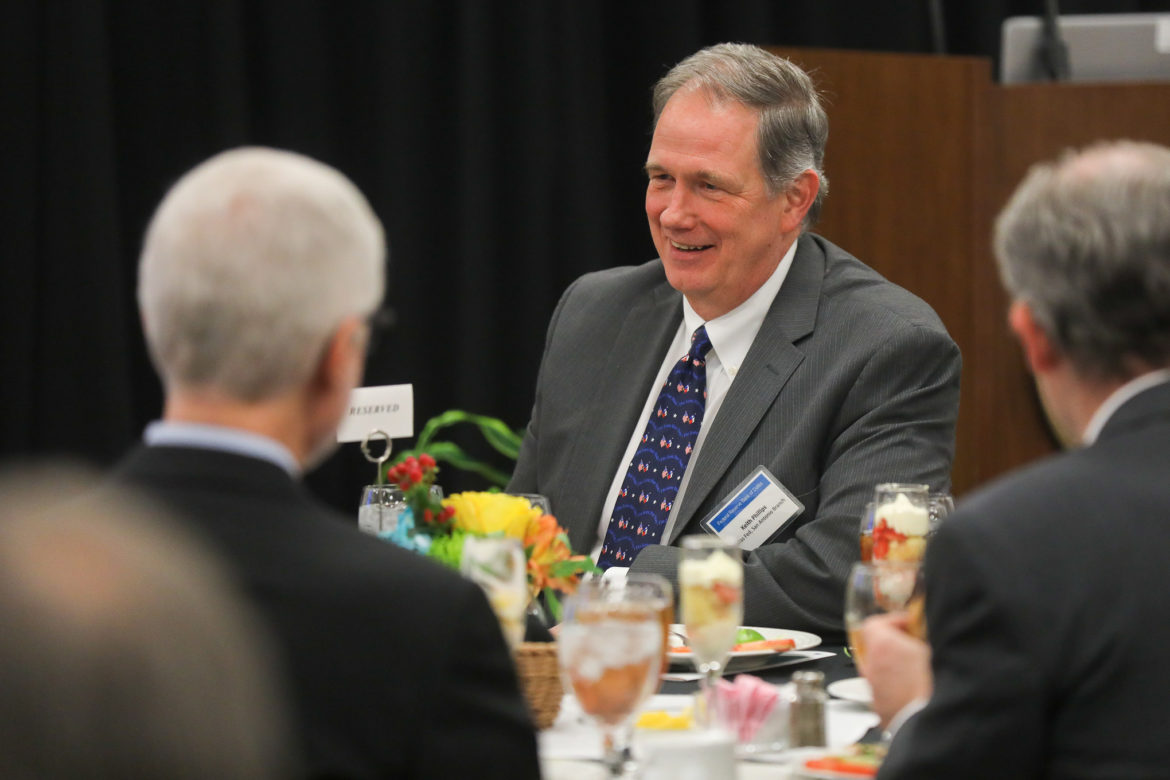 Dallas Federal Reserve's Keith Phillips spoke to the Texas economy forecast of 2019.