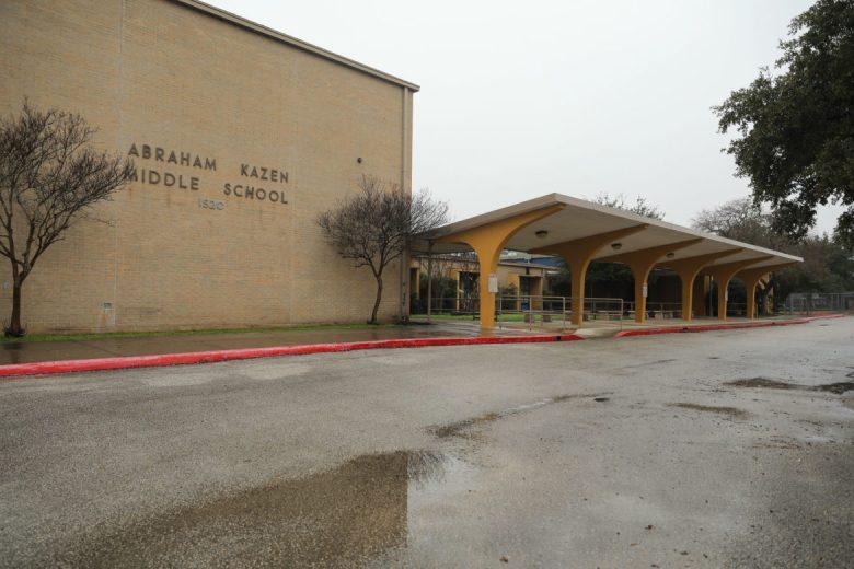 Abraham Kazen Middle School
