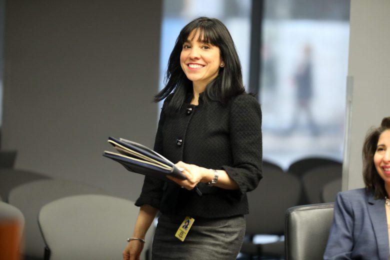 Assistant City Manager María Villagómez