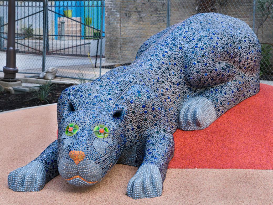 Pantera Azul, Oscar Alvarado