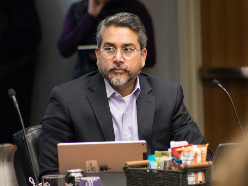 Councilman Roberto Treviño (D1).