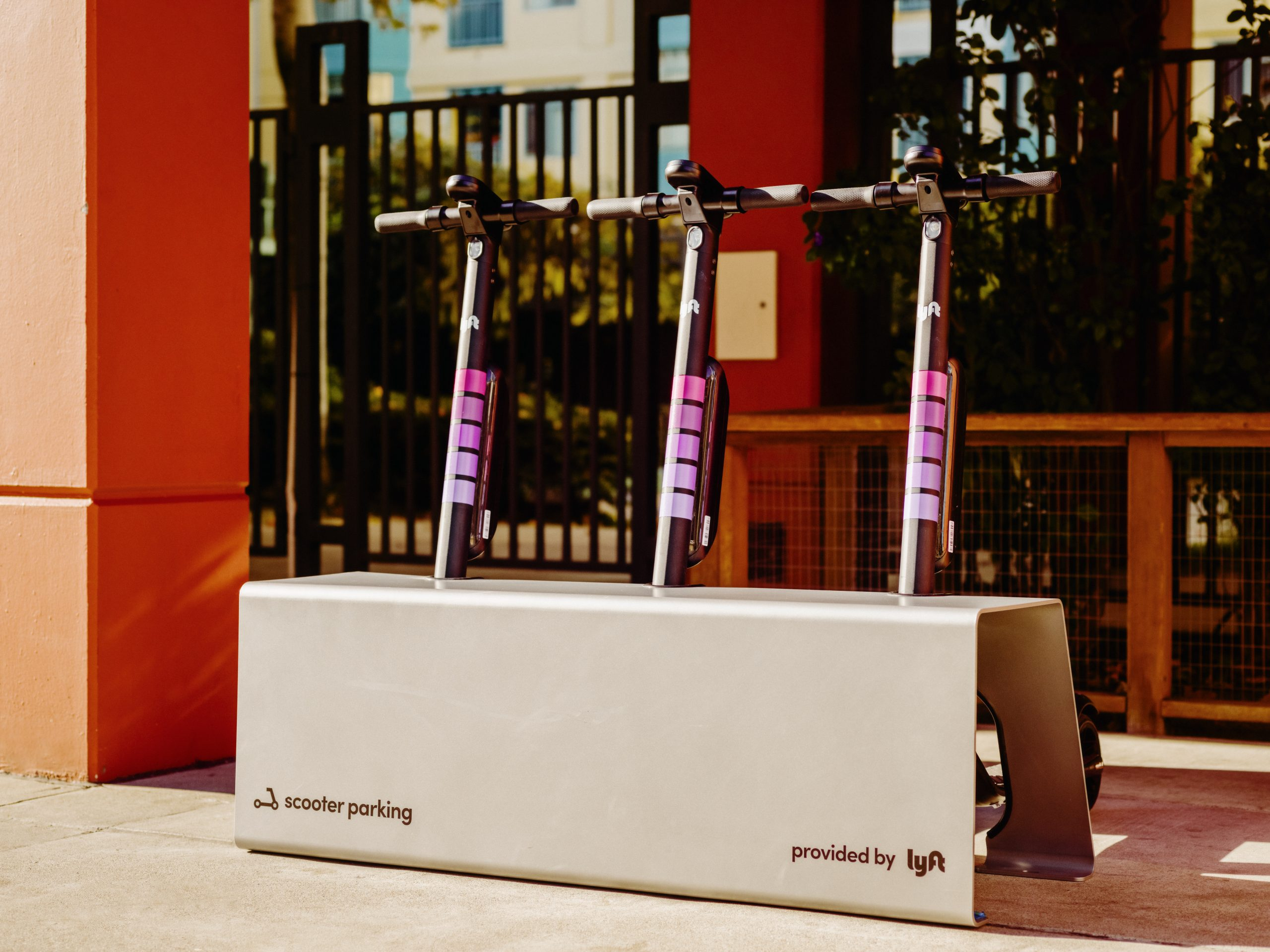 An example of a docking station that could be launched in San Antonio.