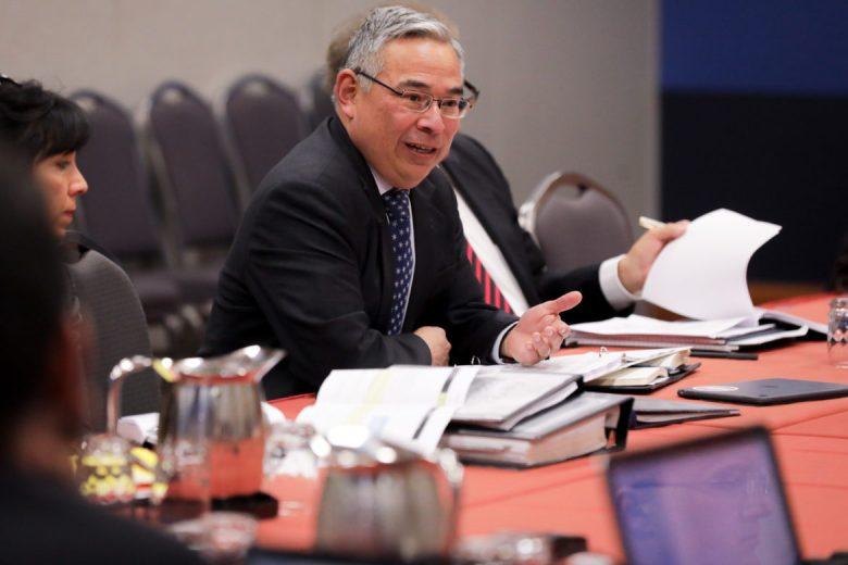 San Antonio City Attorney Andy Segovia
