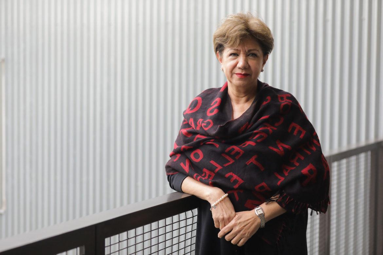 San Antonio Hispanic Chamber of Commerce CEO Diane Sanchez.