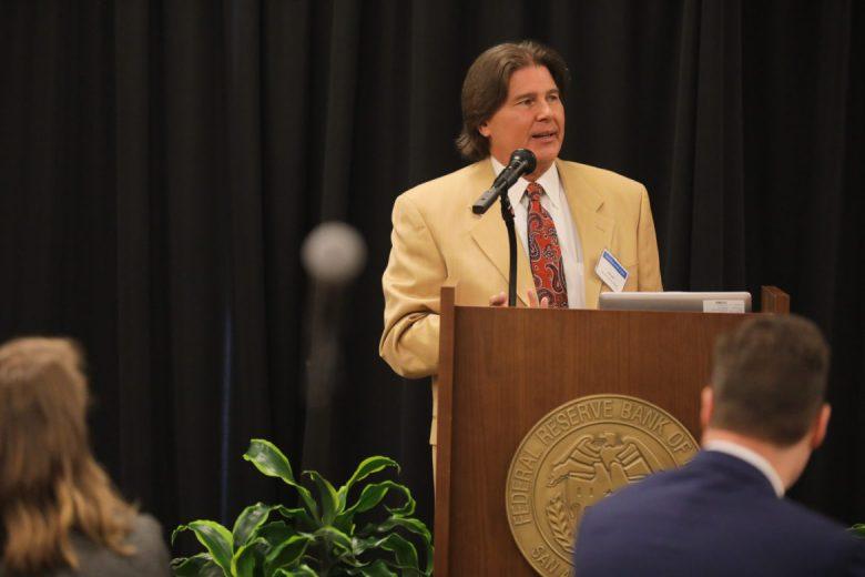 Presiding Judge of San Antonio Municipal Court John Bull.
