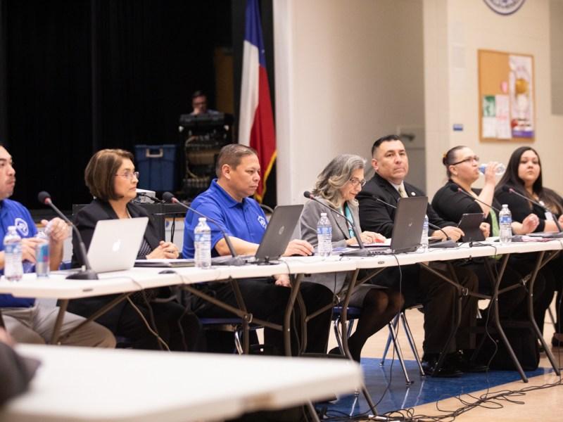 South San ISD board of trustees.
