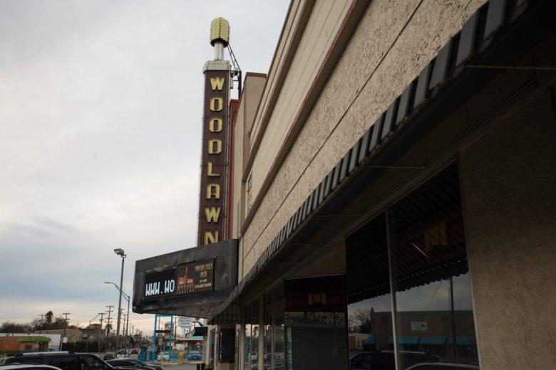 Woodlawn Theatre.