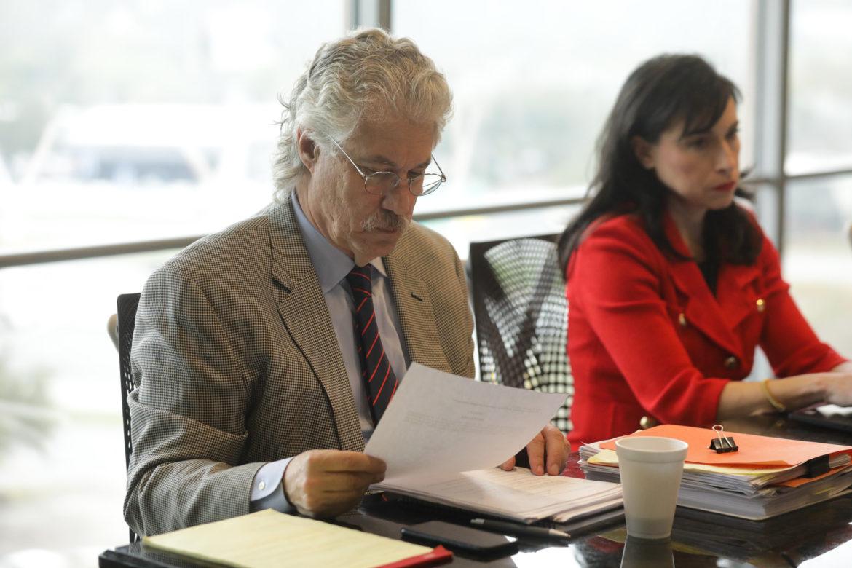 Chief negotiator for the City of San Antonio Jeff Londa.