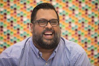 Joel Rivas.