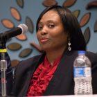 District 2 candidate Jada Andrews-Sullivan.