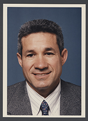Frank Tejeda, 1945 - 1997